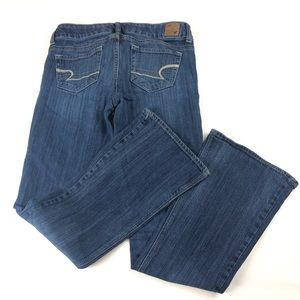 American Eagle Outfitters Jeans - American Eagle Jeans Denim Artist Fit Flare Sz 2S